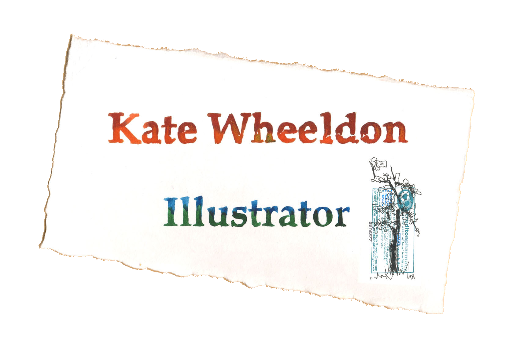 Kate Wheeldon: Illustrator